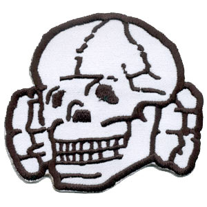 Totenkopf - Death Head Patch